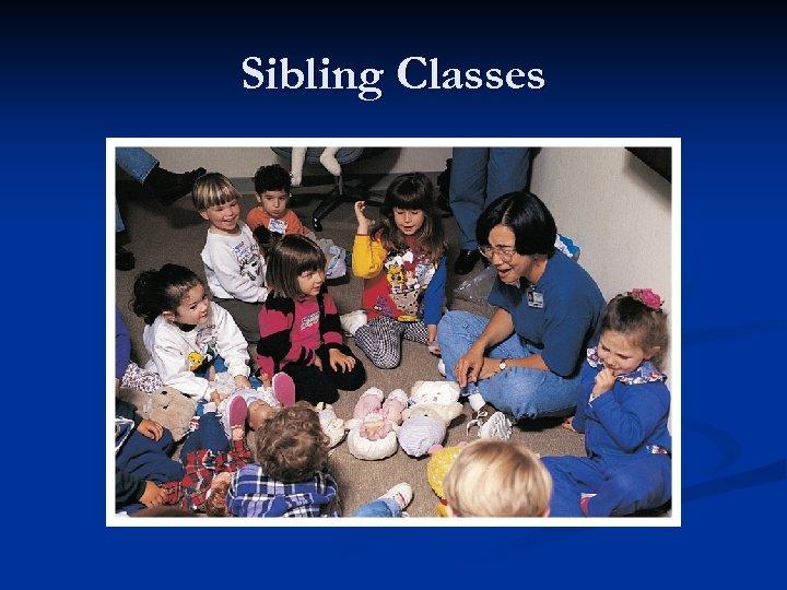 Sibling Classes