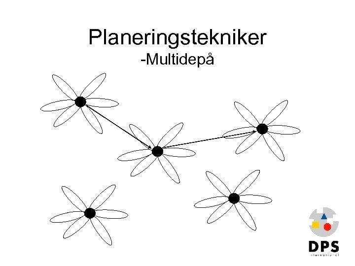 Planeringstekniker -Multidepå