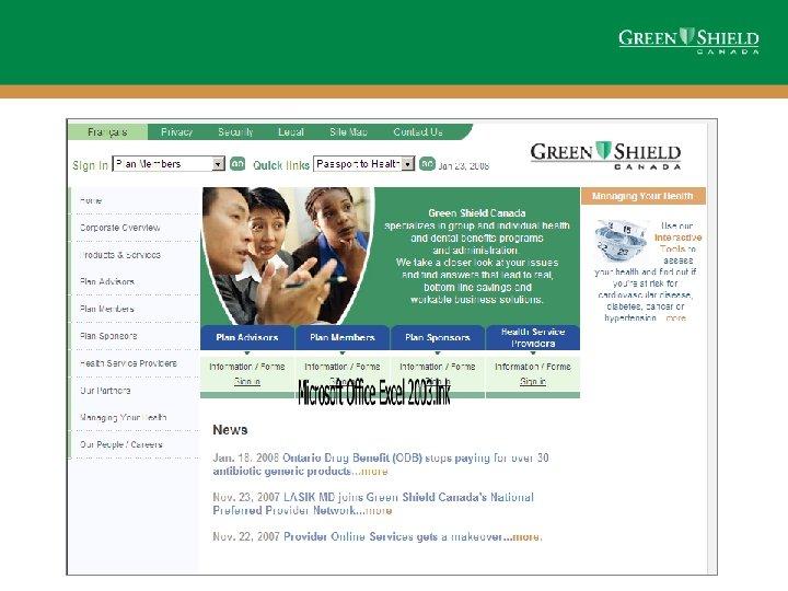 www. greenshield. ca