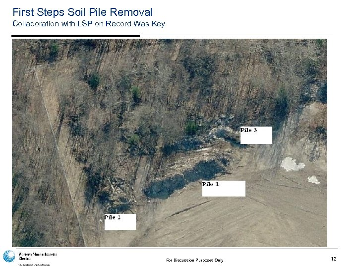 First Steps Soil Pile Removal Collaboration with LSP on Record Was Key For Discussion