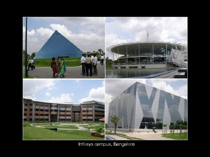 Infosys campus, Bangalore