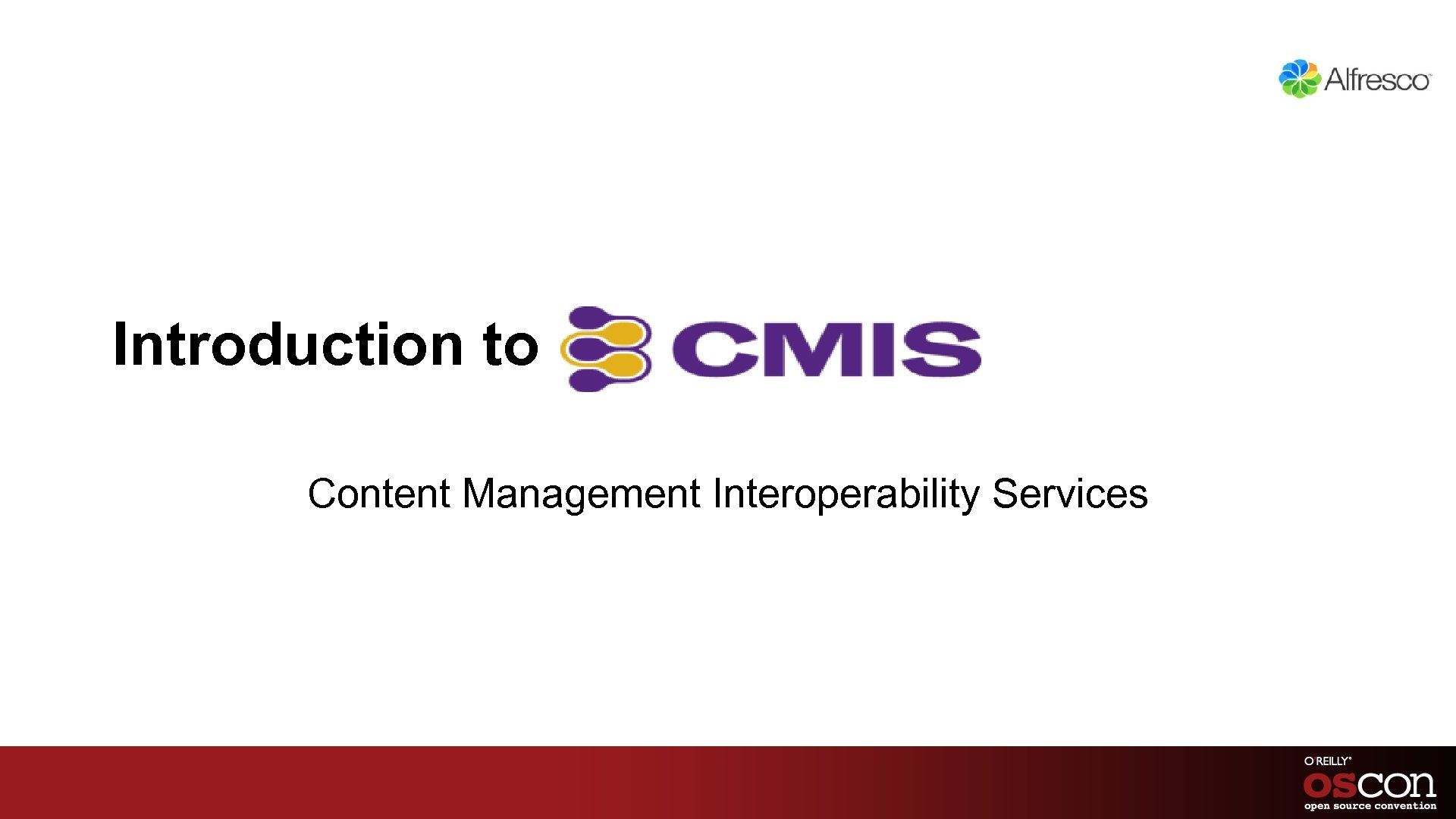 Introduction to Content Management Interoperability Services