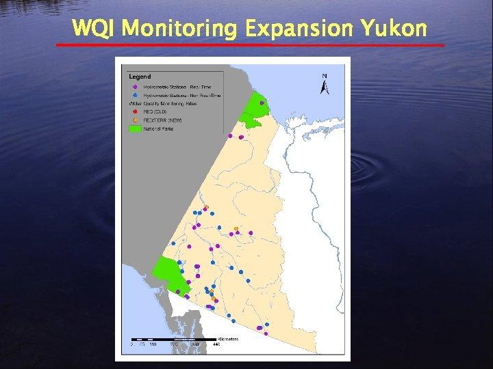 WQI Monitoring Expansion Yukon