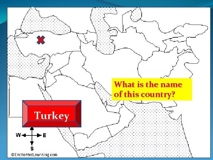 What is the name of this country? Turkey