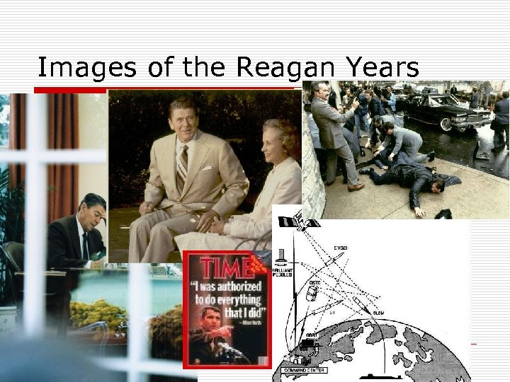 Images of the Reagan Years