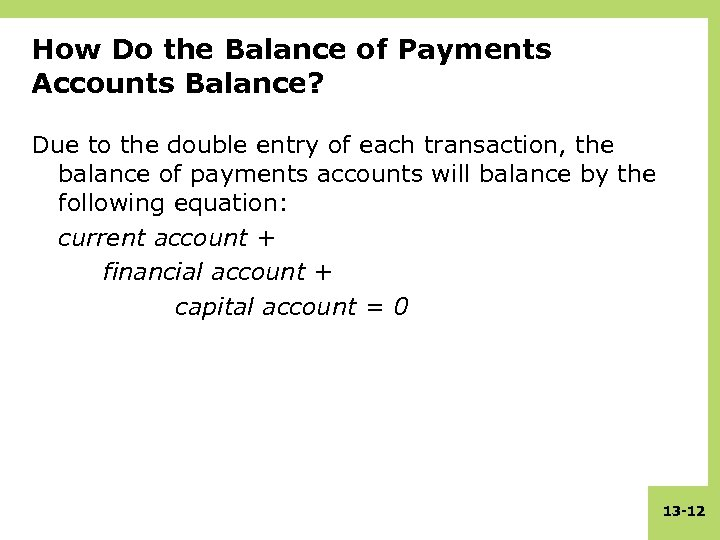 mini case mexicos balance of payments problem essay Balance of payment: the balance of payments (bop) of a country is the record of all economic transactions between the residents of a country and the rest of the world in a particular period (over a quarter of a year or more commonly over a year.