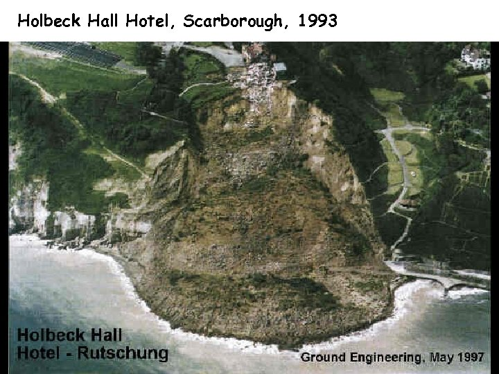 Holbeck Hall Hotel, Scarborough, 1993