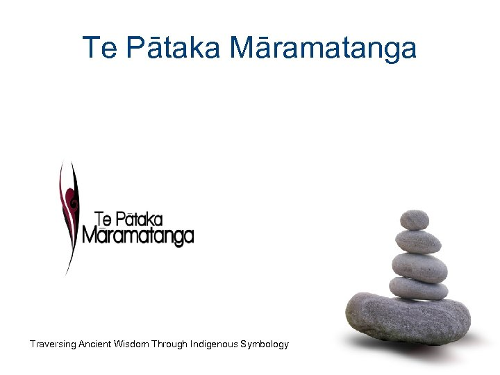 Te Pātaka Māramatanga Traversing Ancient Wisdom Through Indigenous Symbology