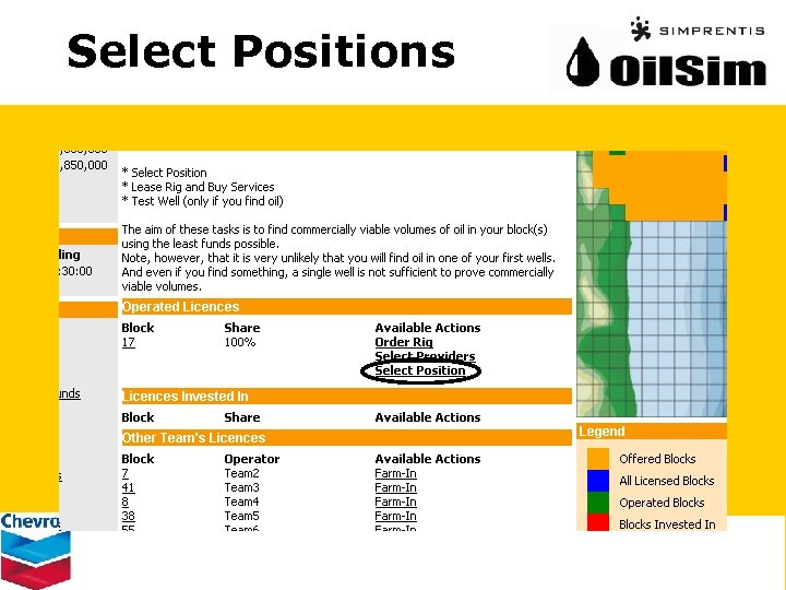 Select Positions