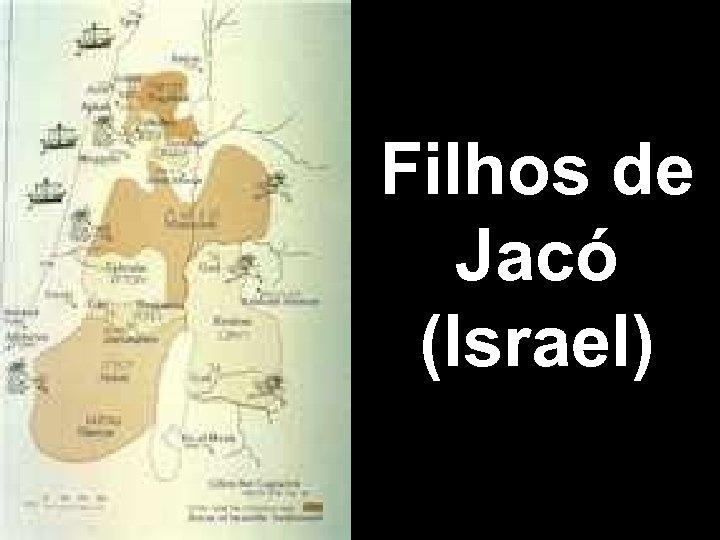 Filhos de Jacó (Israel)