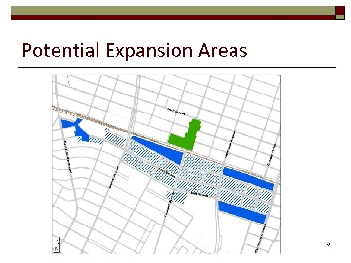Potential Expansion Areas 8