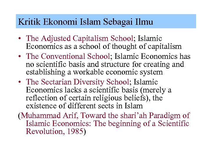 Salient Features Of Islamic Economics Essay  Coursework Writing  Salient Features Of Islamic Economics Essay