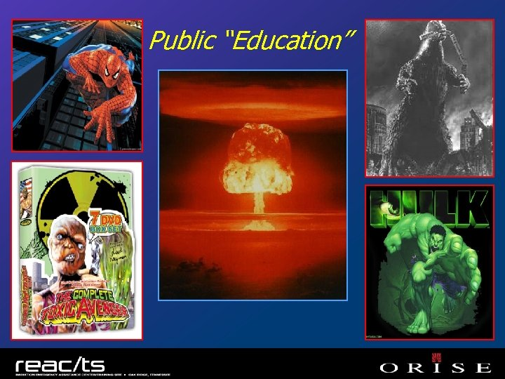 """Public """"Education"""""""