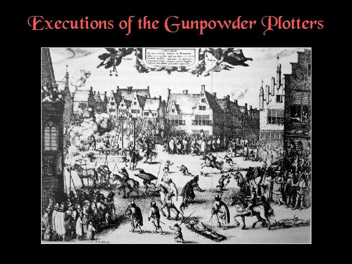 Executions of the Gunpowder Plotters