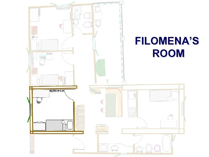 FILOMENA'S ROOM