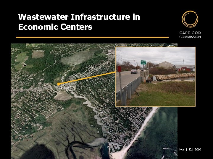 Wastewater Infrastructure in Economic Centers MAY | 12 | 2010