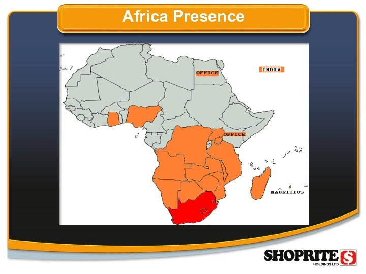 Africa Presence