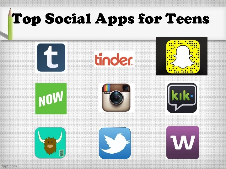 Top Social Apps for Teens