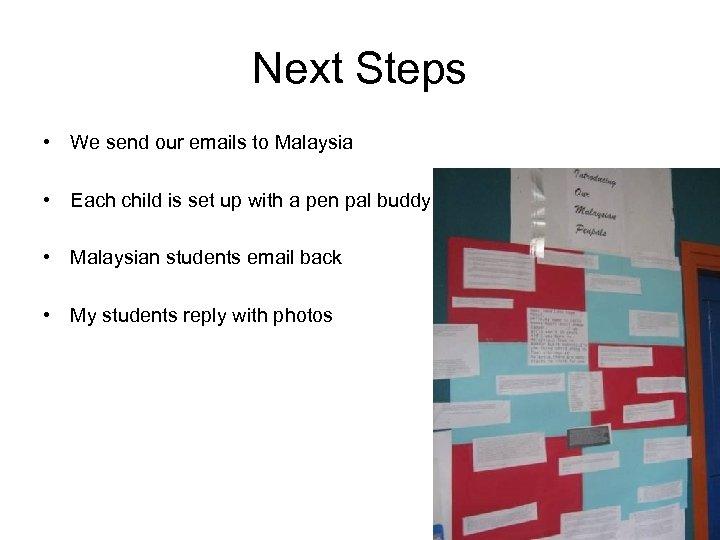 Email Pen Pals