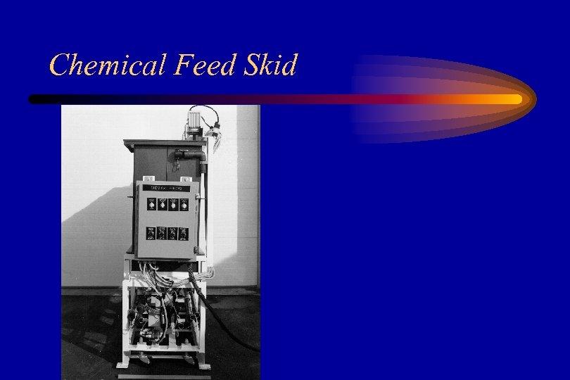 Chemical Feed Skid