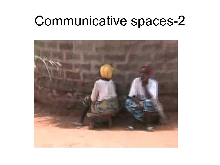 Communicative spaces-2