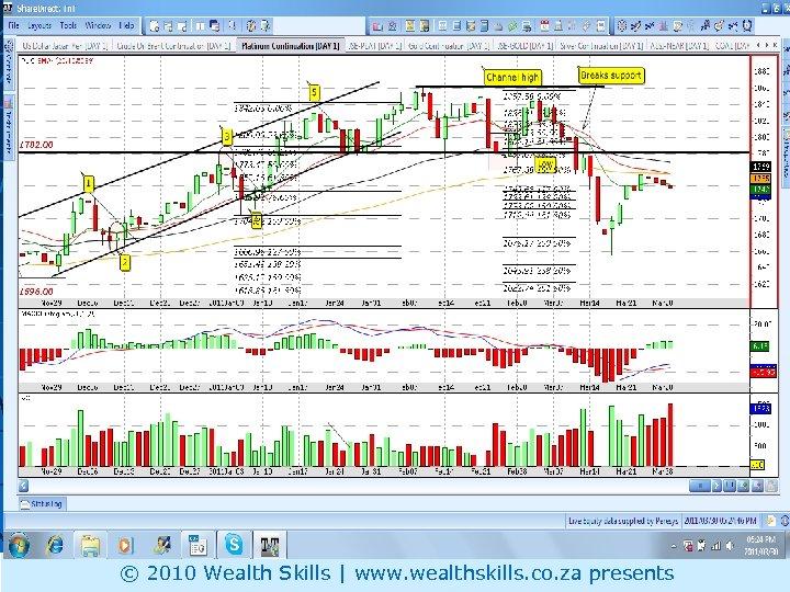 Plat Price © 2010 Wealth Skills | www. wealthskills. co. za presents