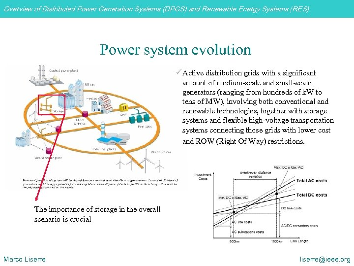 Overview of Distributed Power Generation Systems (DPGS) and Renewable Energy Systems (RES) Power system