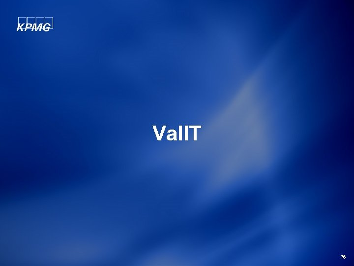 Val. IT 76