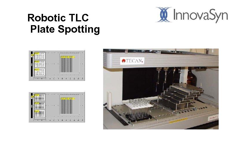 Robotic TLC Plate Spotting