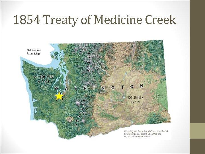 1854 Treaty of Medicine Creek