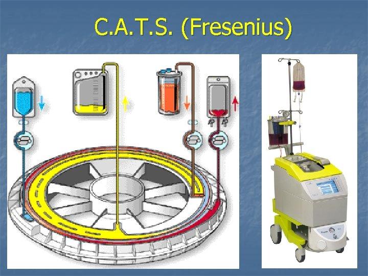 C. A. T. S. (Fresenius)