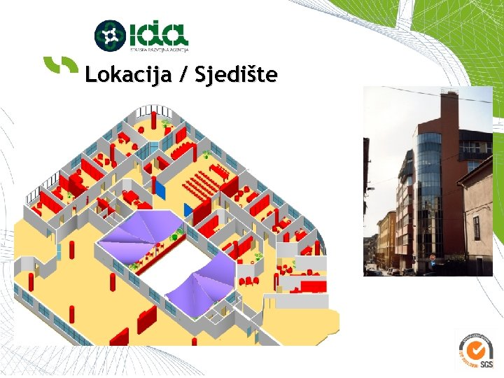 Lokacija / Sjedište