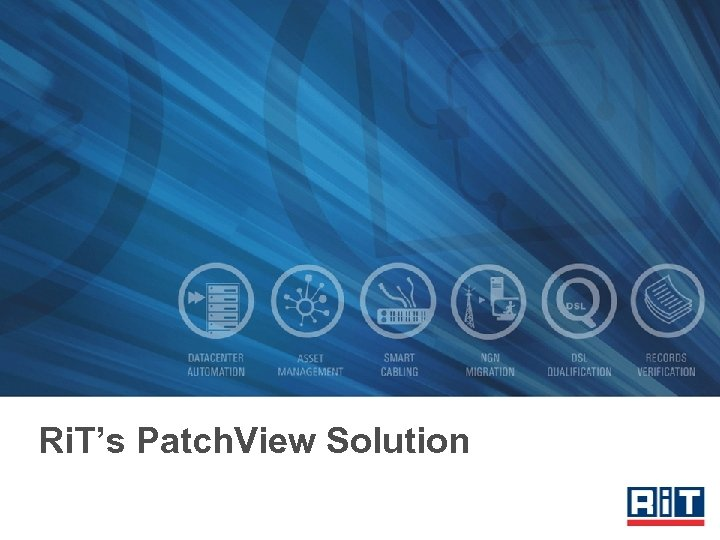 Ri. T's Patch. View Solution