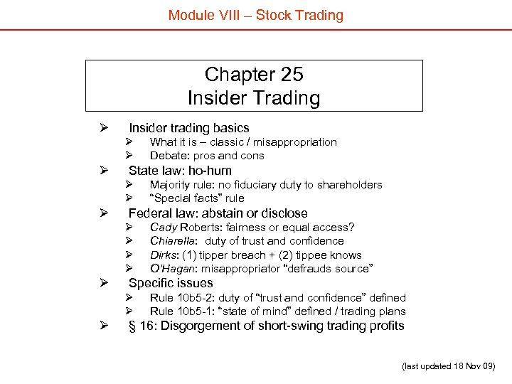 liability to contemporaneous traders for insider trading Sec 1 securities exchange act of 1934 2 sec 20 liability of controlling persons and persons who aid and abet violations sec 20a liability to contemporaneous traders for insider trading.