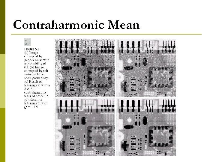 Contraharmonic Mean