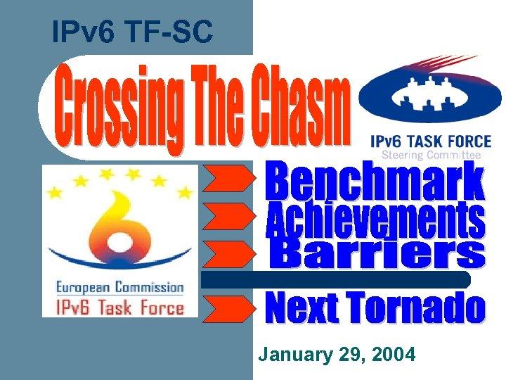 IPv 6 TF-SC January 29, 2004