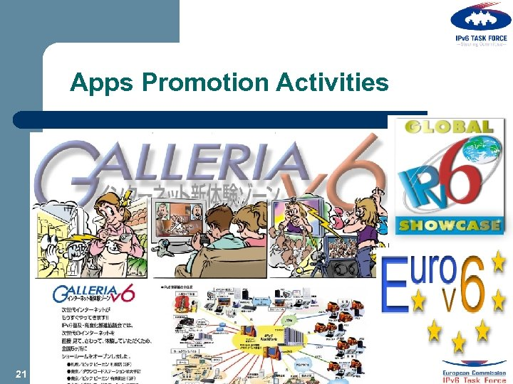 Apps Promotion Activities 21