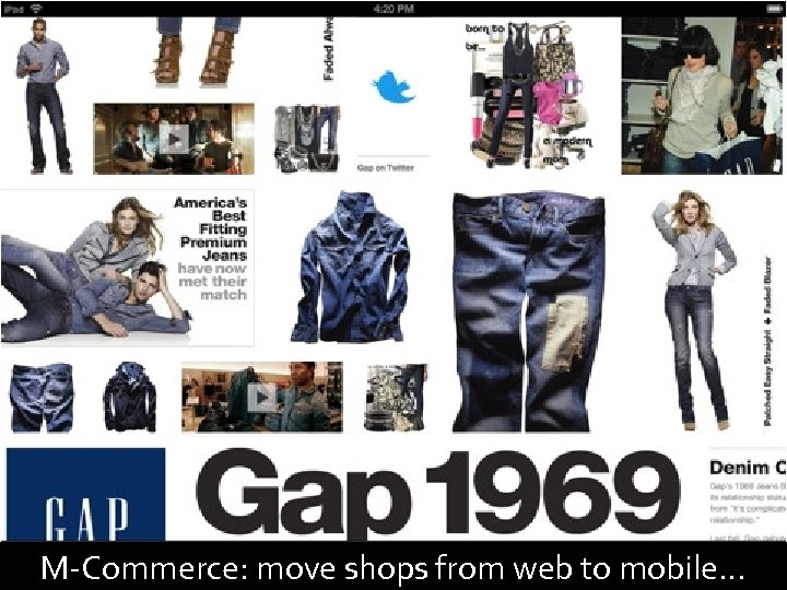 92 M-Commerce: move shops from web to mobile…