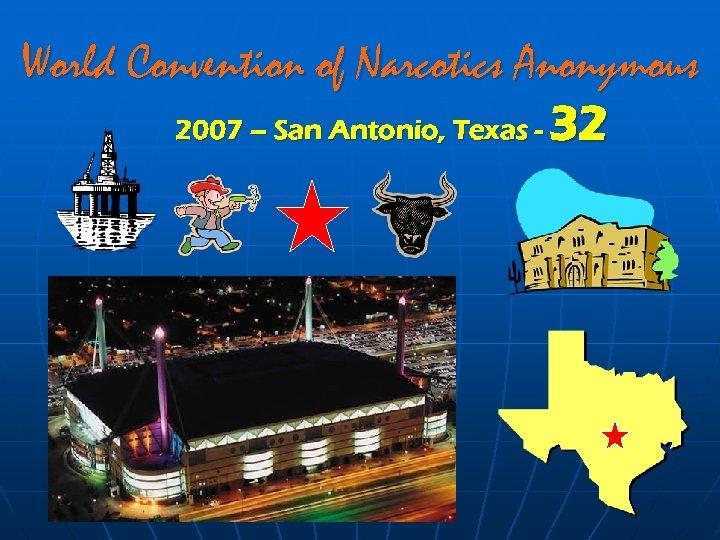 World Convention of Narcotics Anonymous 2007 – San Antonio, Texas - 32
