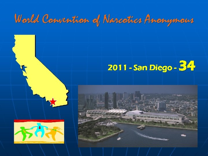World Convention of Narcotics Anonymous 2011 - San Diego - 34