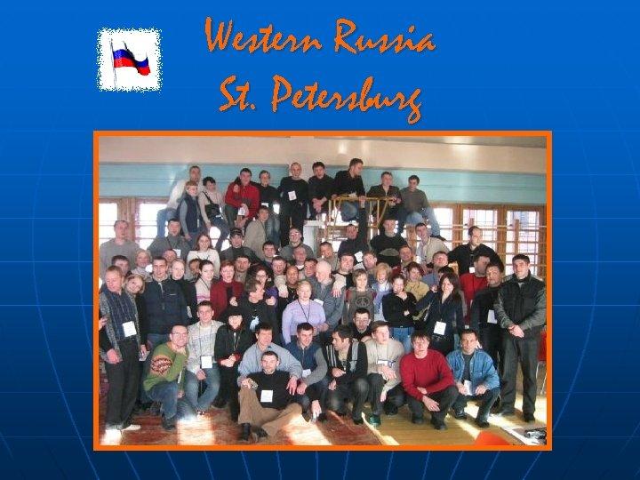 Western Russia St. Petersburg