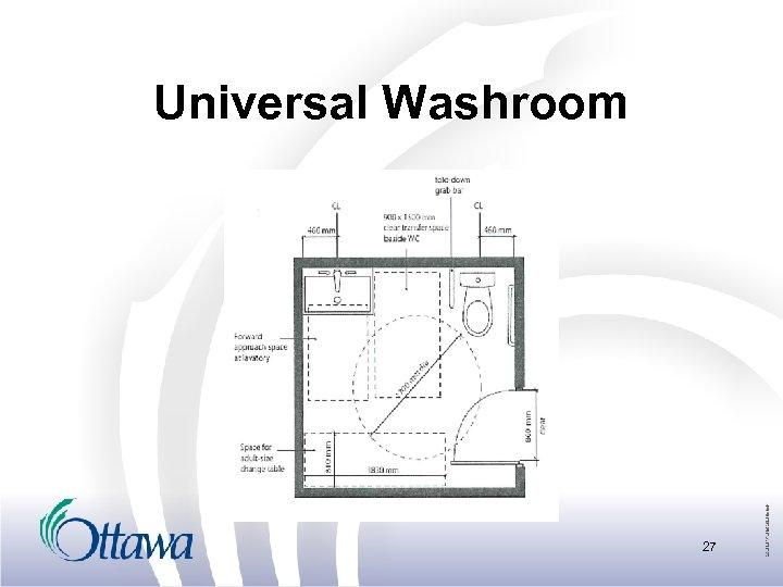 Universal Washroom 27