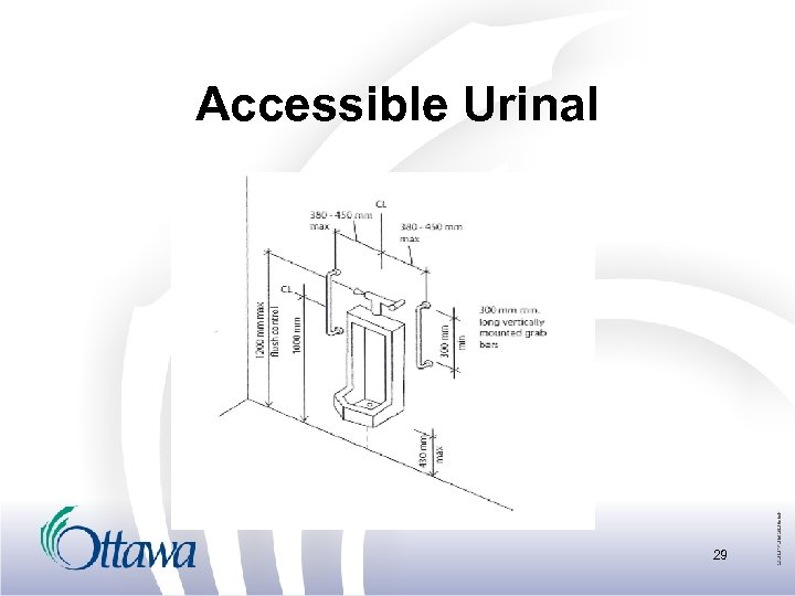 Accessible Urinal 29