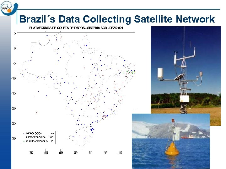 Brazil´s Data Collecting Satellite Network