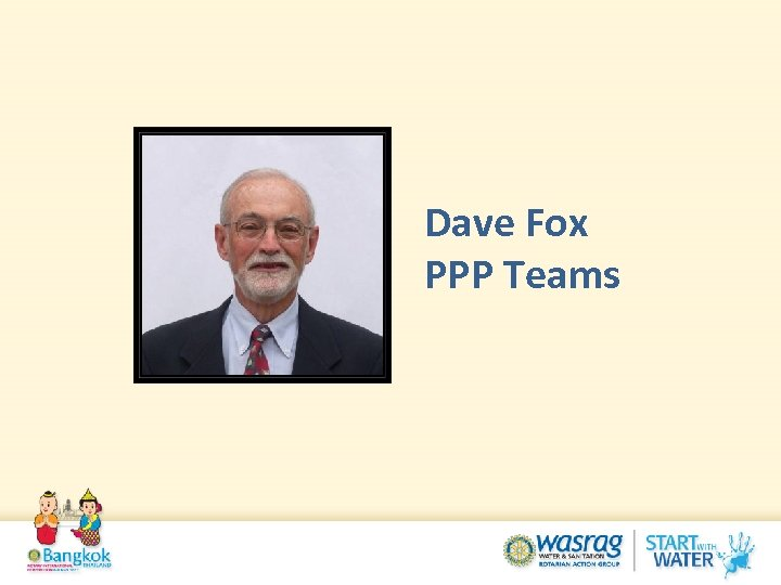 Dave Fox PPP Teams
