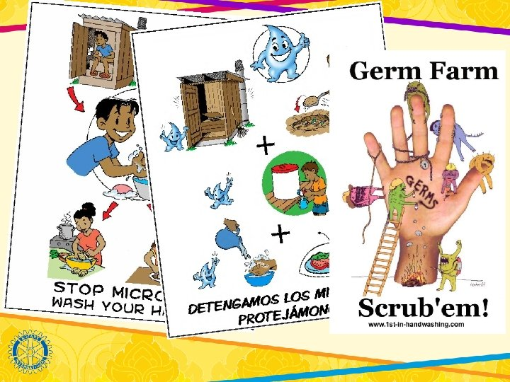 Resources: Posters for Children about Hygiene