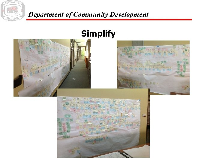 Department of Community Development Simplify