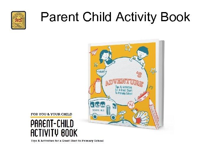 Parent Child Activity Book