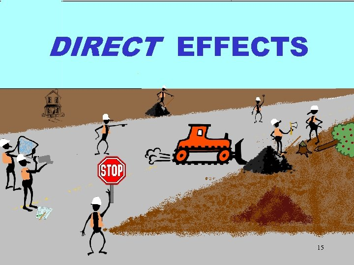 DIRECT EFFECTS 15