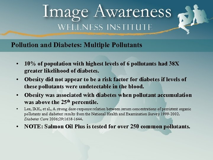 Pollution and Diabetes: Multiple Pollutants • 10% of population with highest levels of 6